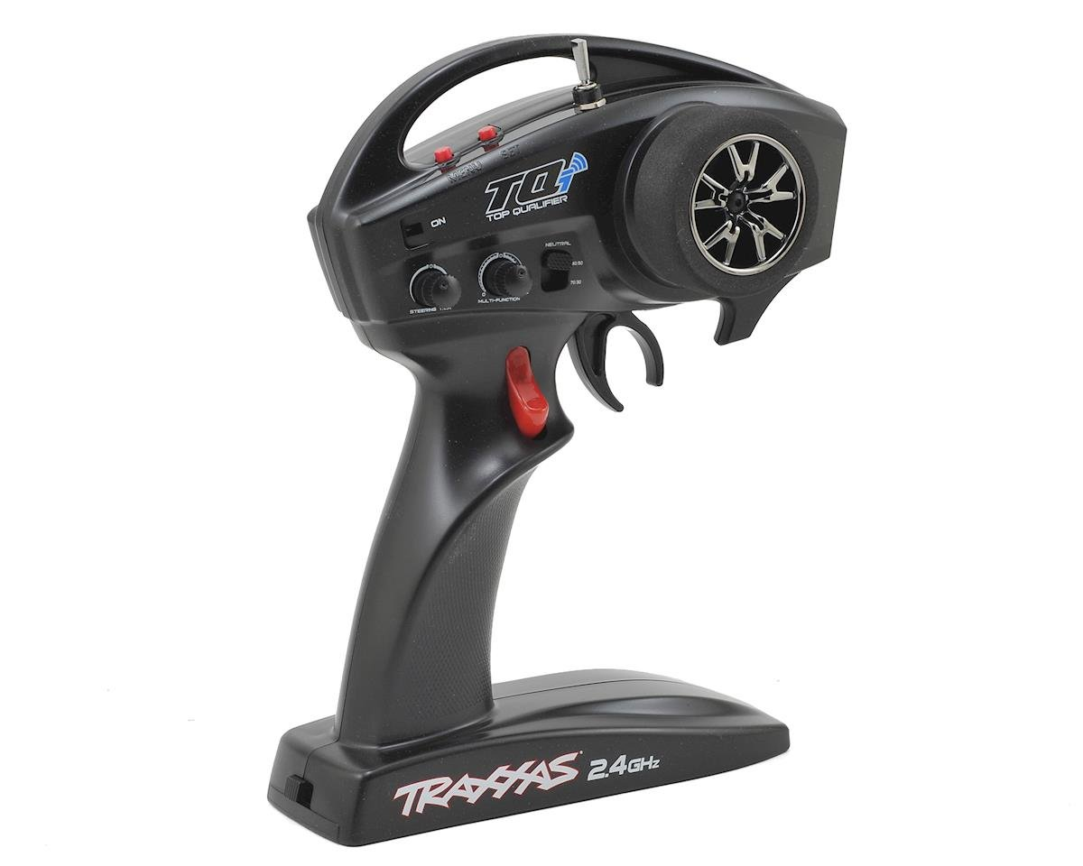 TQi 2.4GHz 4-Channel Radio System w/Link Wireless, TSM & Micro Receiver by Traxxas