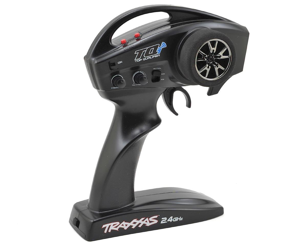 TQi 2.4GHz 2-Channel Radio System w/TSM & Micro Receiver by Traxxas