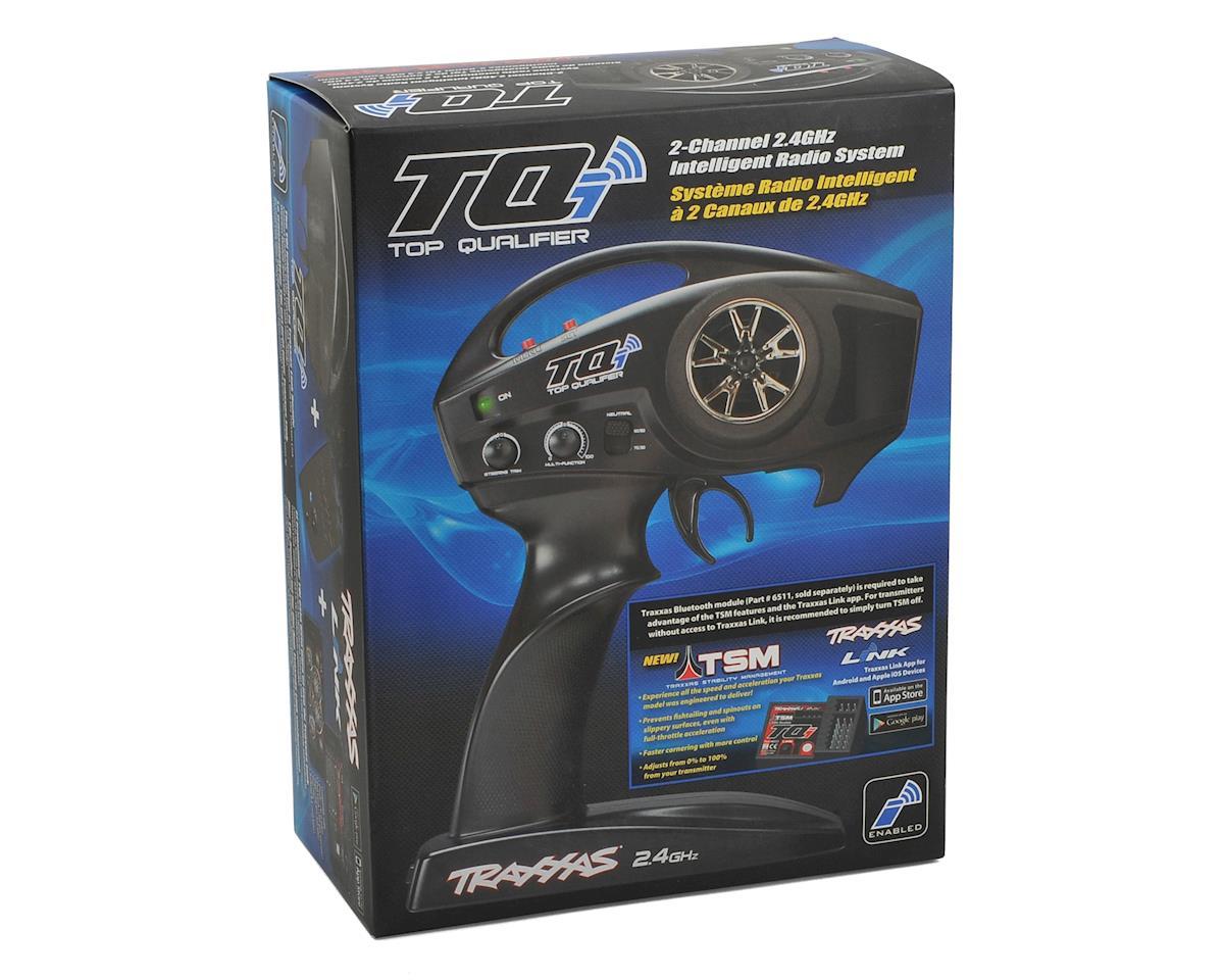 Traxxas TQi 2.4GHz 2-Channel Radio System w/TSM & Micro Receiver