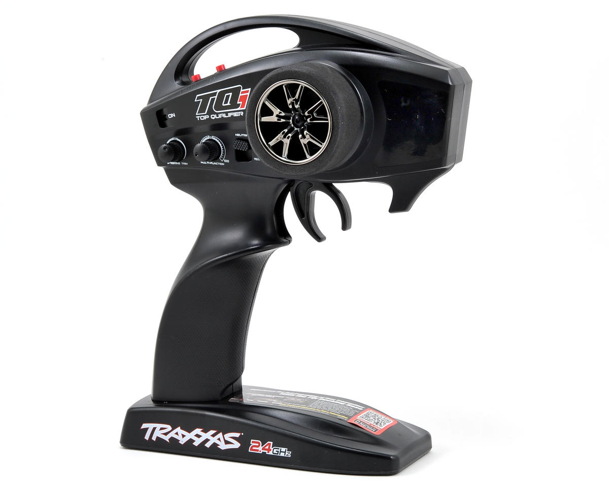 Traxxas TQi 2.4GHz 2-Channel Radio System (No Receiver)