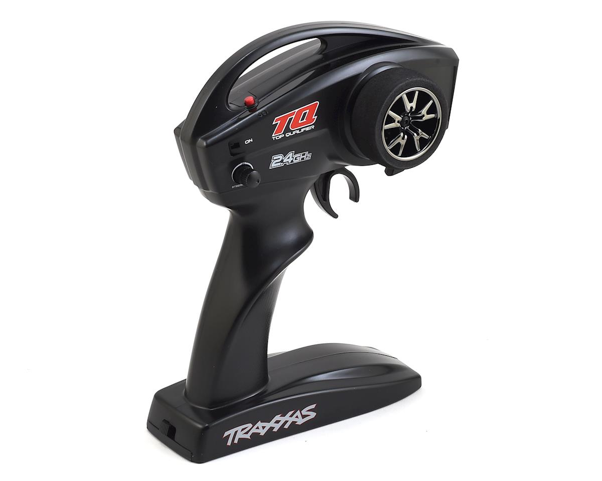 TQ 2.4GHz 2-Channel Transmitter (Transmitter Only) by Traxxas