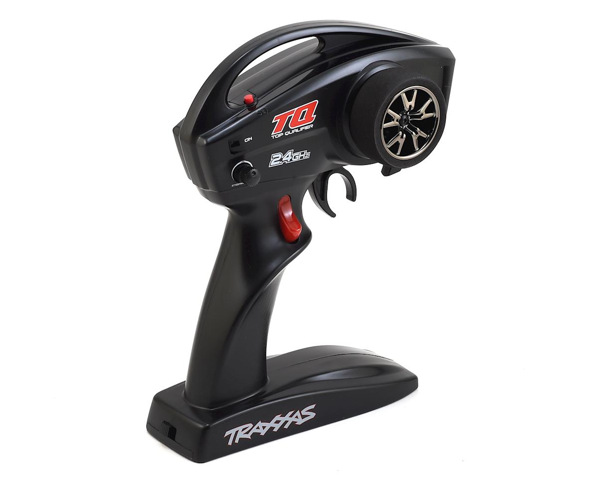 TQ 2.4GHz 3-Channel Transmitter (Transmitter Only) by Traxxas