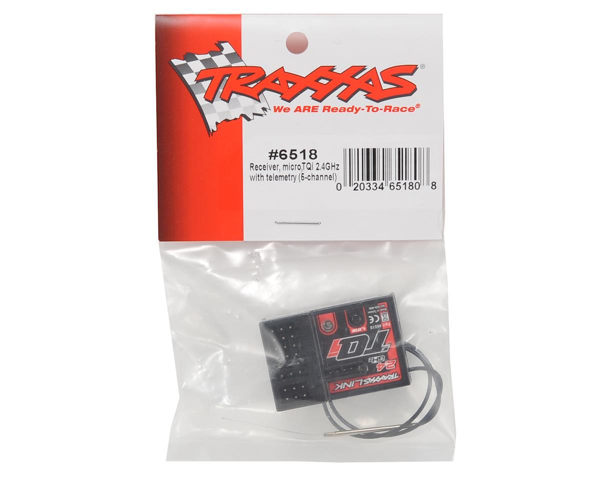 Traxxas TQi 2.4GHz 5-Channel Micro Receiver w/Telemetry
