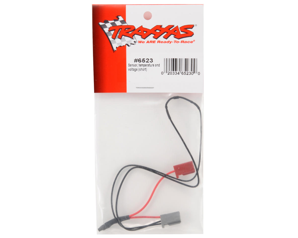 Traxxas Temperature & Voltage Telemetry Sensor (Short)