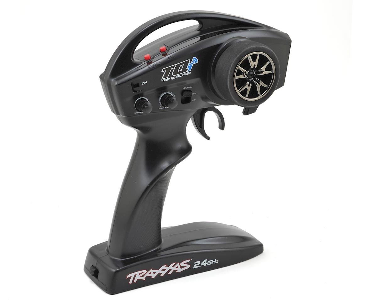 Traxxas TQi 2.4Ghz 2-Channel Radio System w/Link Wireless (Transmitter Only)