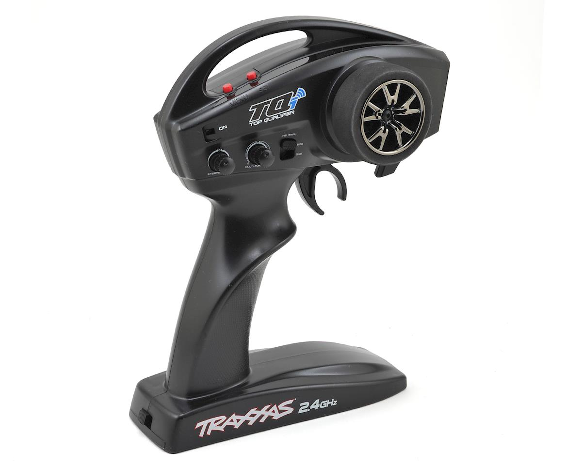 Traxxas Rustler 4x4 TQi 2.4Ghz 2-Channel Radio System (Link Enabled) (Transmitter Only)