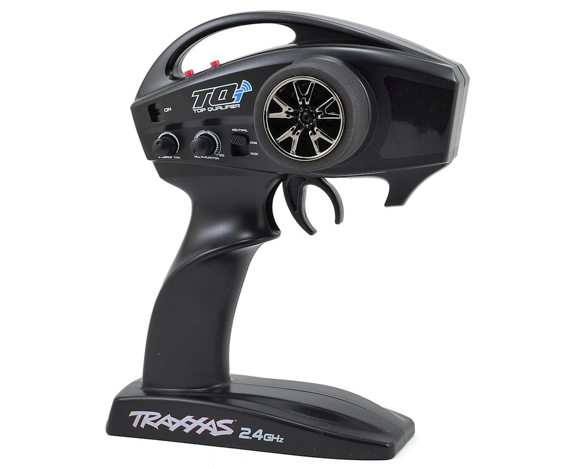Traxxas TQi 2.4Ghz 2-Channel Radio System (Link Enabled) (Transmitter Only)