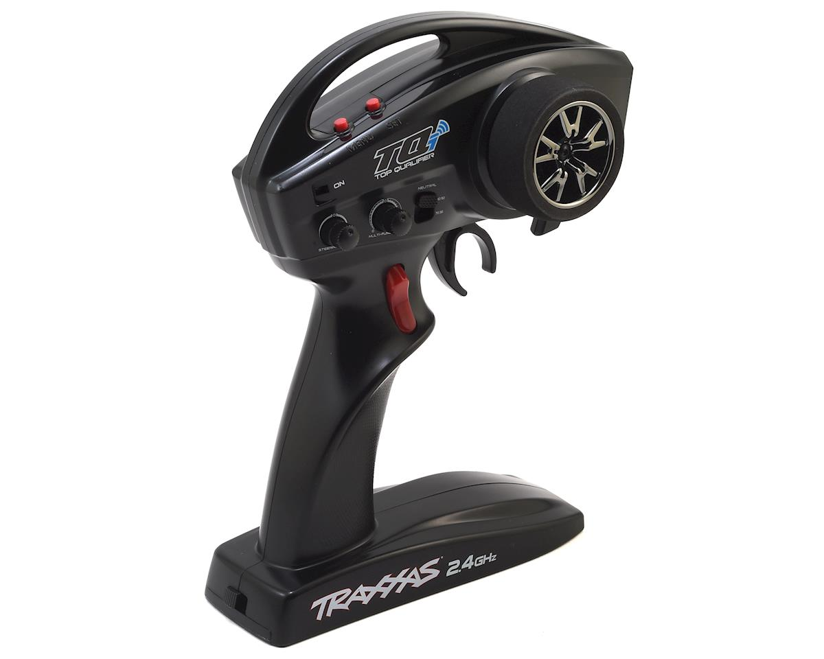 TQi 2.4GHz 3-Channel Radio System (Link Enabled) (Transmitter Only) by Traxxas