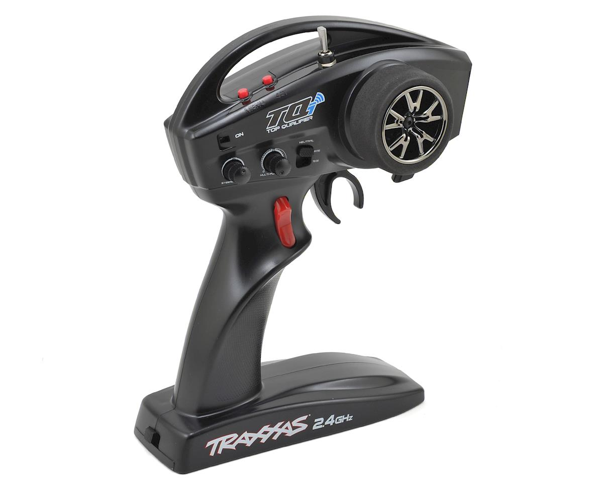 TQi 2.4Ghz 4-Channel Transmitter w/Link Enabled (Transmitter Only) by Traxxas