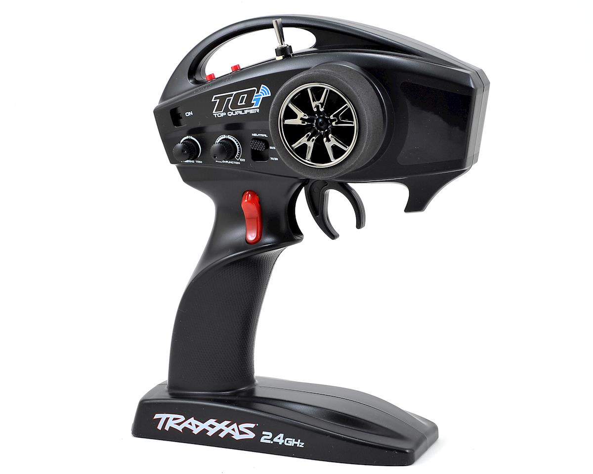 Traxxas TQi 2.4Ghz 4-Channel Transmitter w/Link Enabled (Transmitter Only)