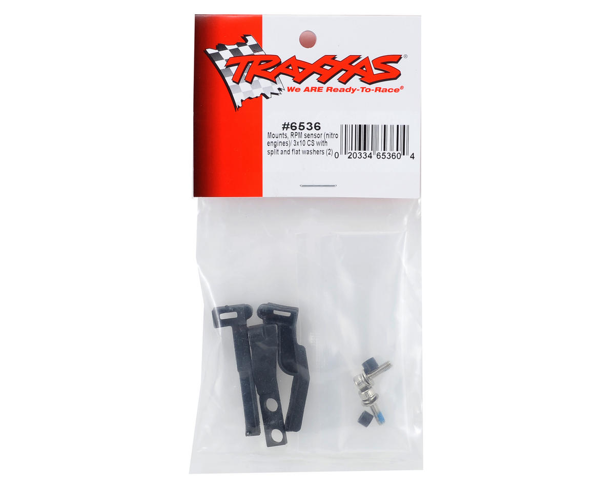 Traxxas Nitro Engine RPM Sensor Mount Set