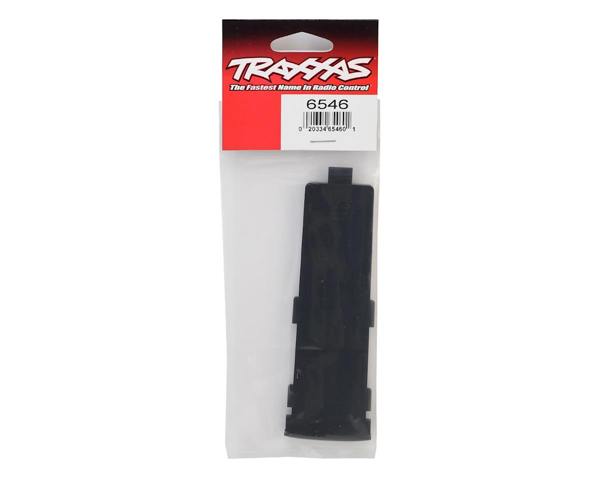 TQi Transmitter Battery Door by Traxxas