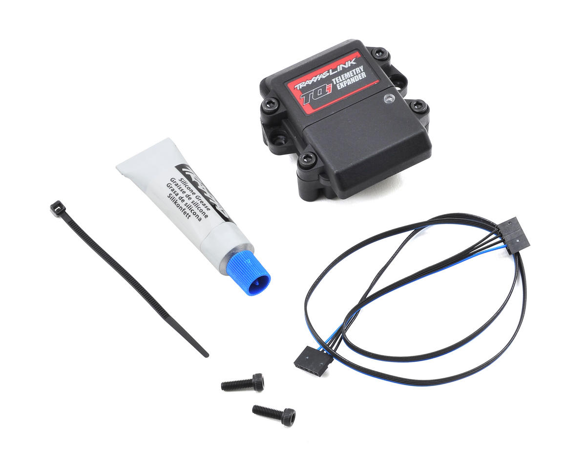 TQi Radio System Telemetry Expander by Traxxas