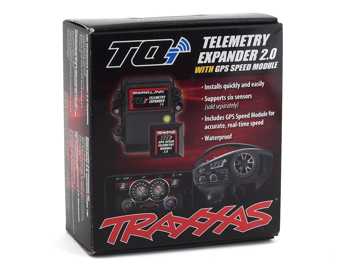Traxxas Telemetry 2.0 Expander & 2.0 GPS Module Combo