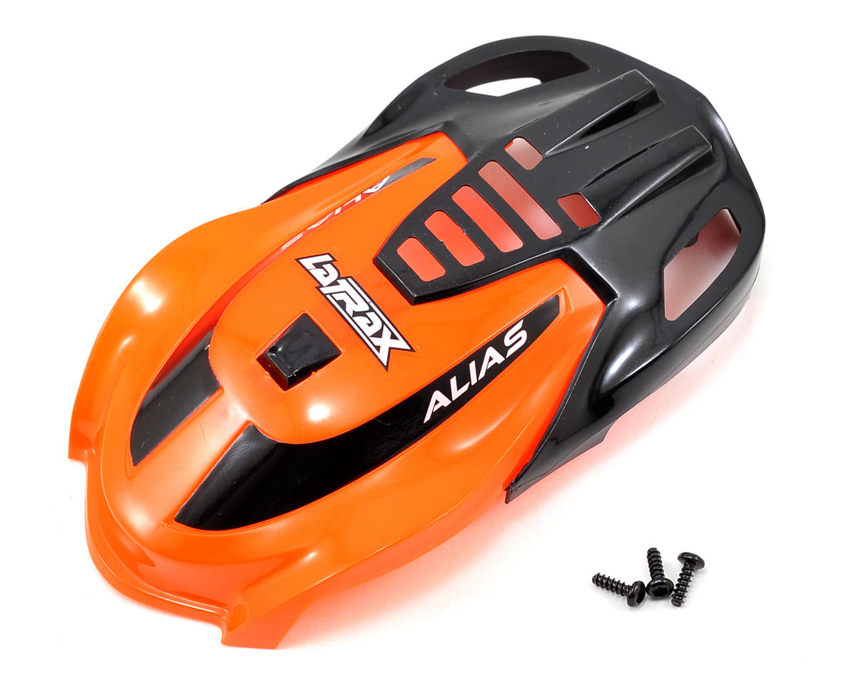 Traxxas LaTrax Alias Canopy (Orange)