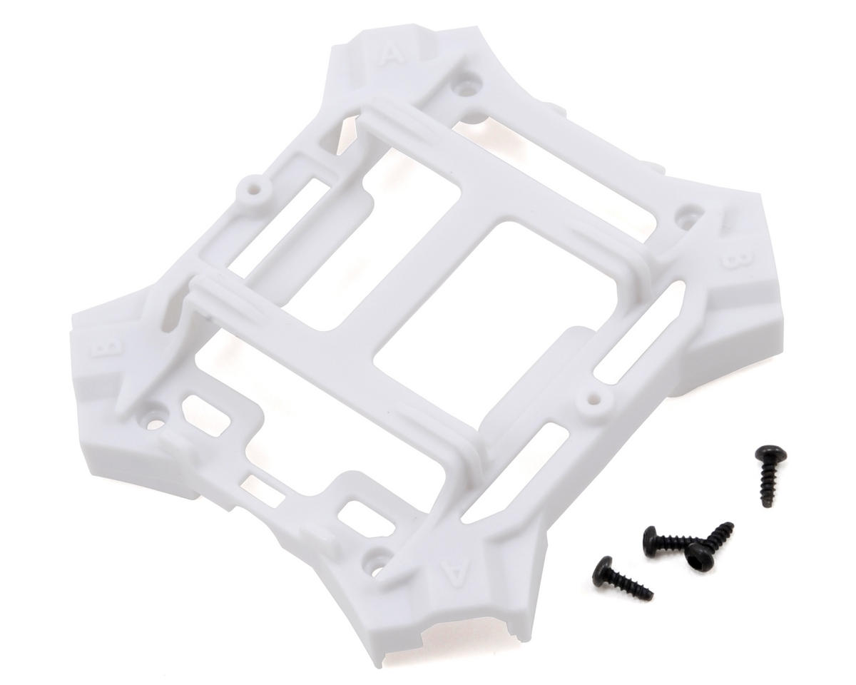 Traxxas LaTrax Alias Lower Main Frame (White)