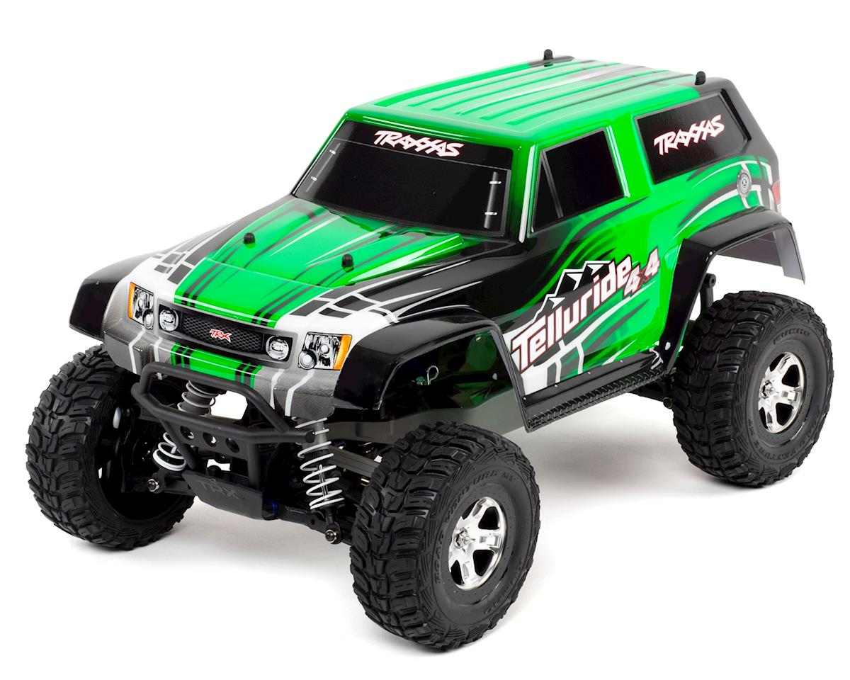 Traxxas Telluride 4x4 4WD RTR Monster Truck (Green)
