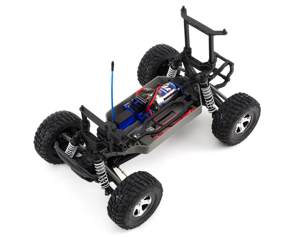 Traxxas Telluride 4x4 RTR Monster Truck w/TQ 2.4GHz, Battery & Wall Charger