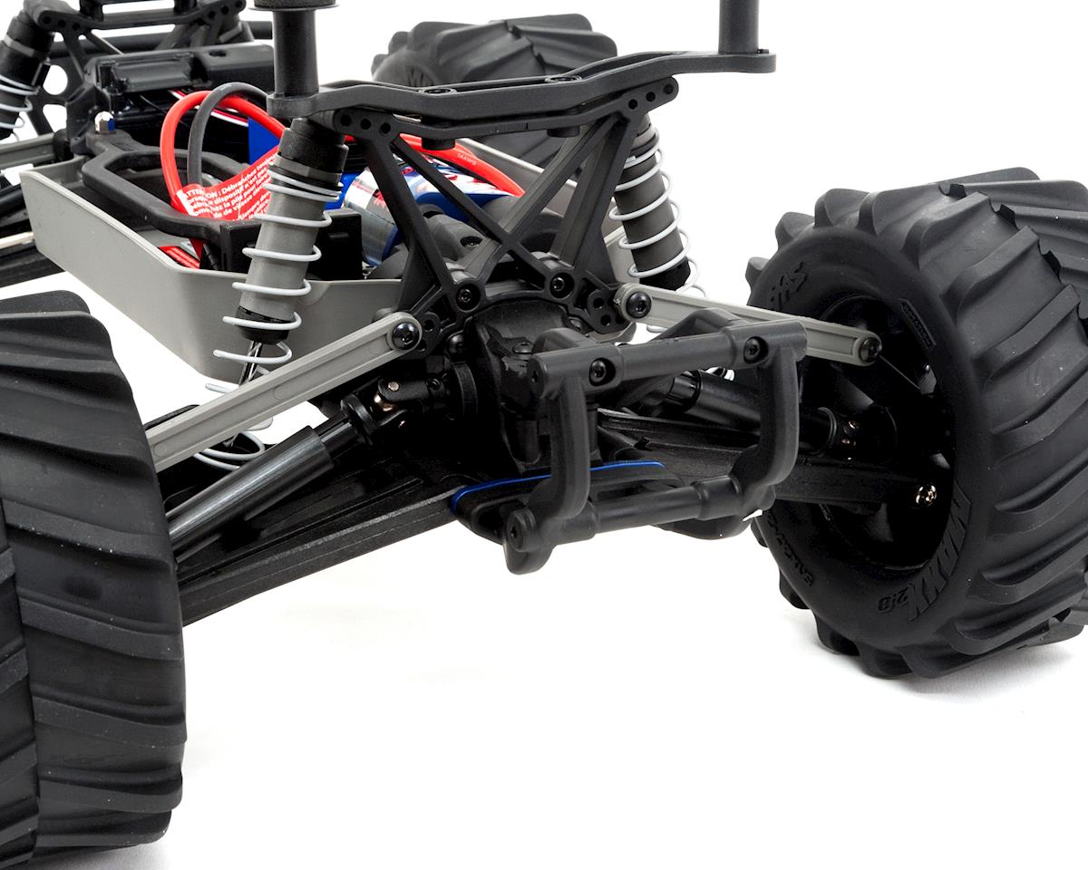 Traxxas Stampede 4X4 LCG 1/10 RTR Monster Truck (Red)