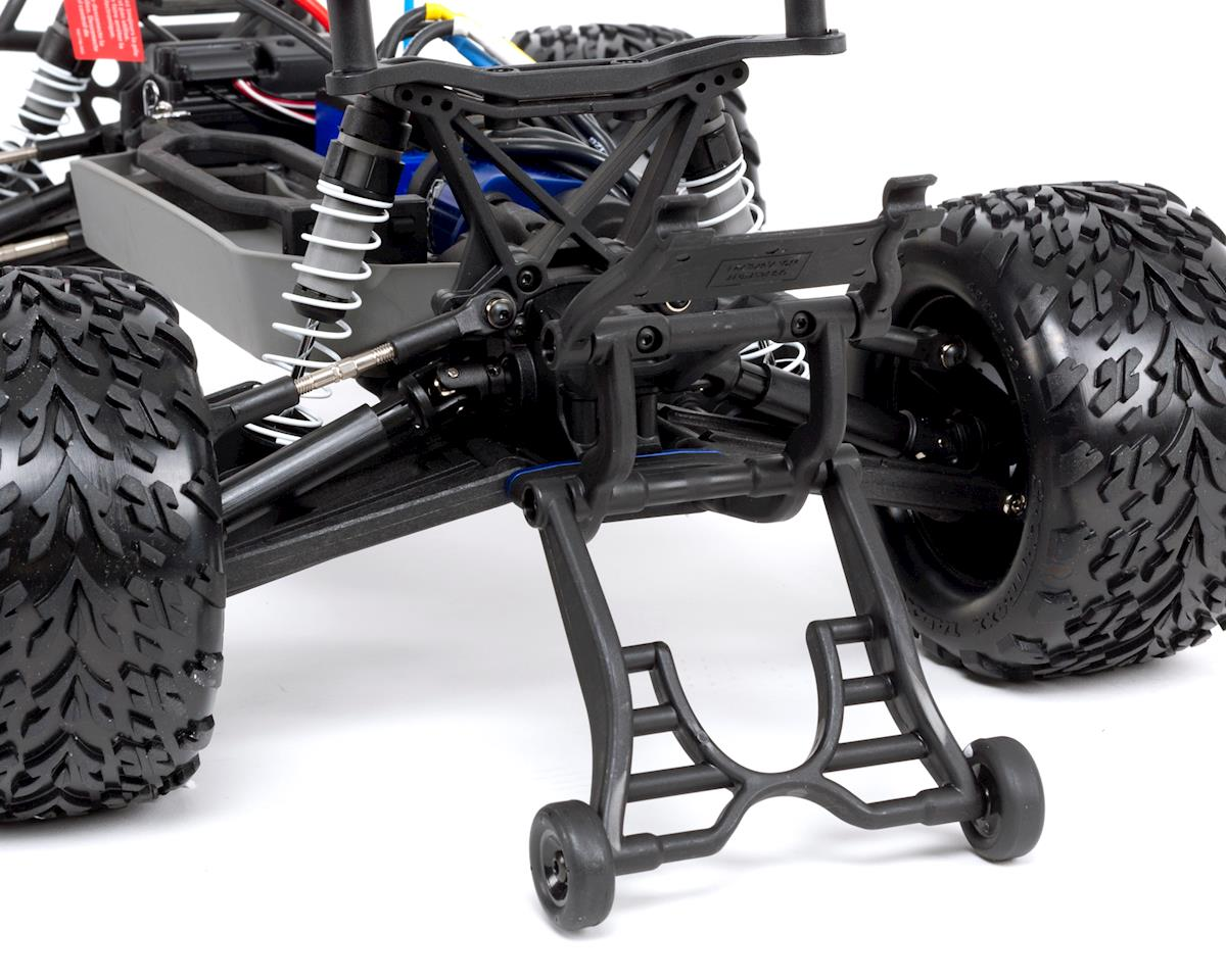 Traxxas Stampede 4X4 VXL Brushless 1/10 4WD RTR Monster Truck (Black)