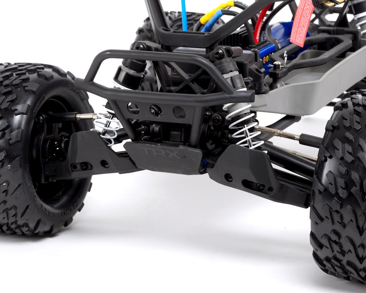 Traxxas Stampede 4X4 VXL Brushless 1/10 4WD RTR Monster Truck (Silver)