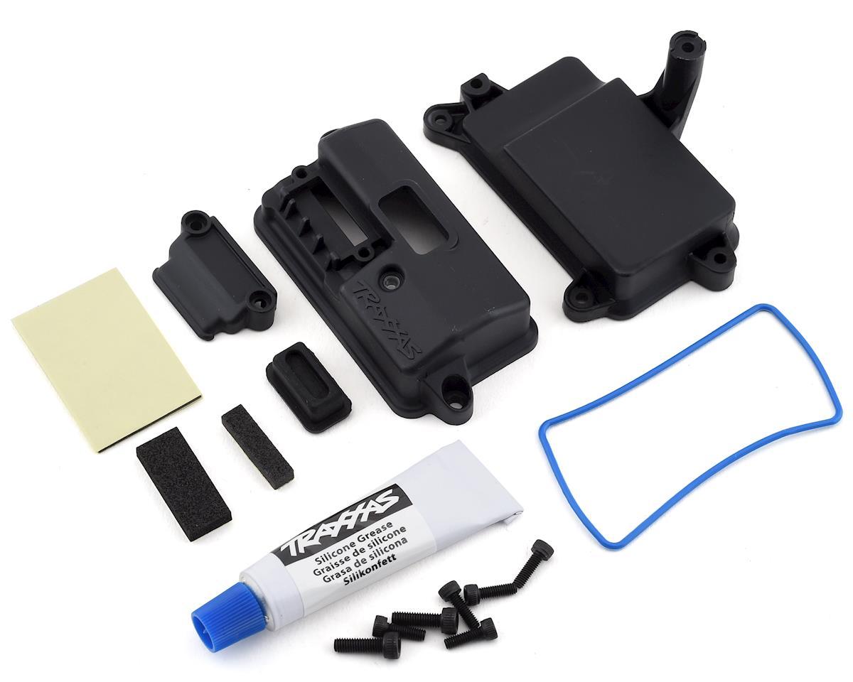 Traxxas Rustler 4X4 Receiver Box | relatedproducts