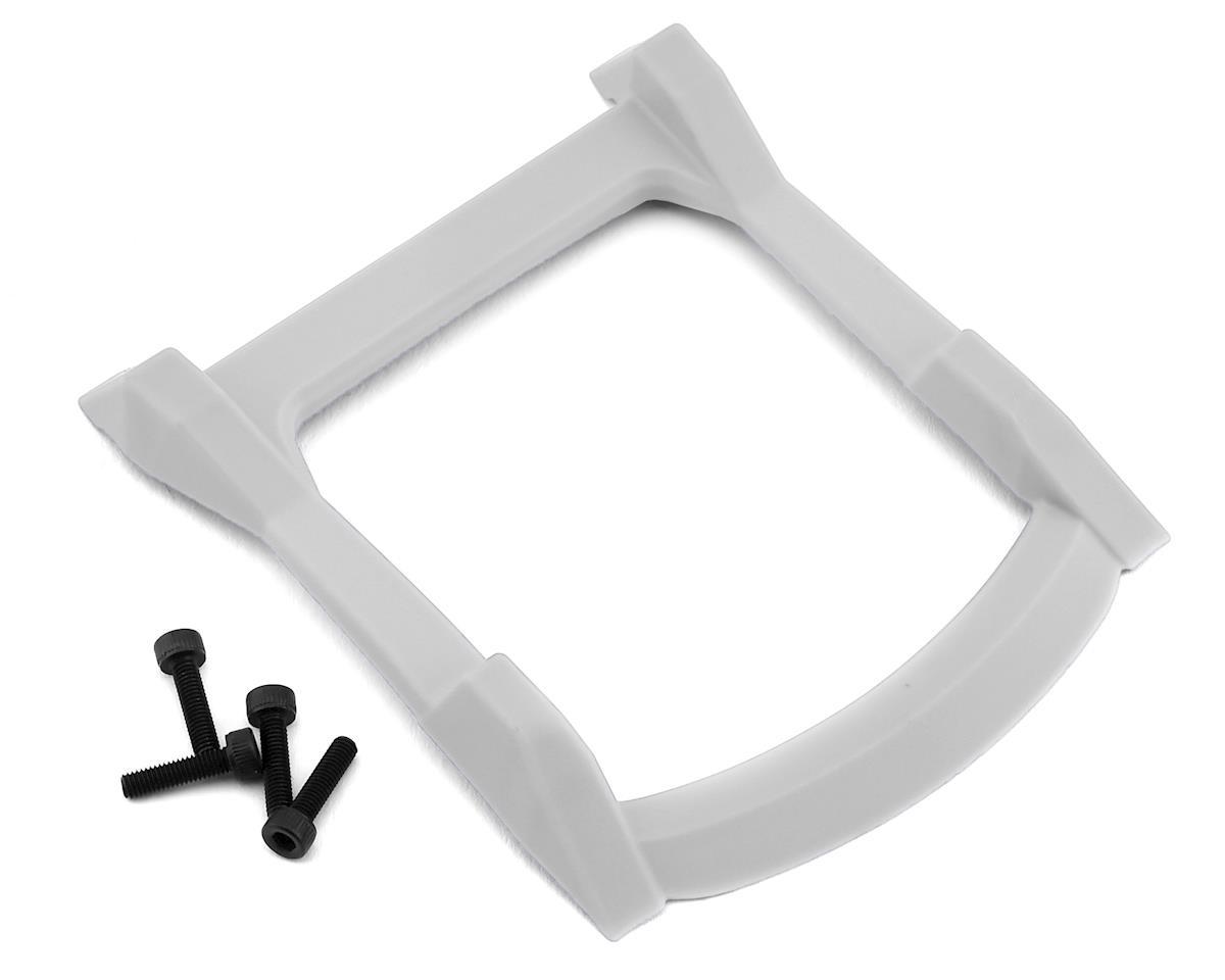 Traxxas Rustler 4x4 4X4 Roof Skid Plate (White)