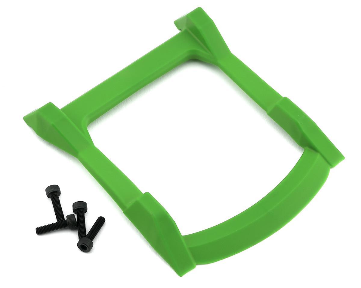 Traxxas Rustler 4x4 4X4 Roof Skid Plate (Green)