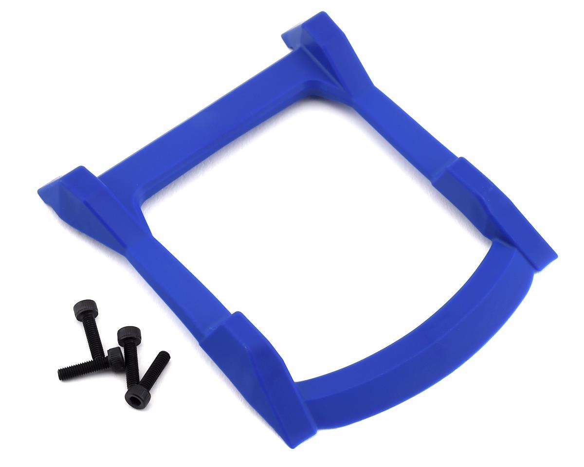 Traxxas Rustler 4X4 Roof Skid Plate (Blue)