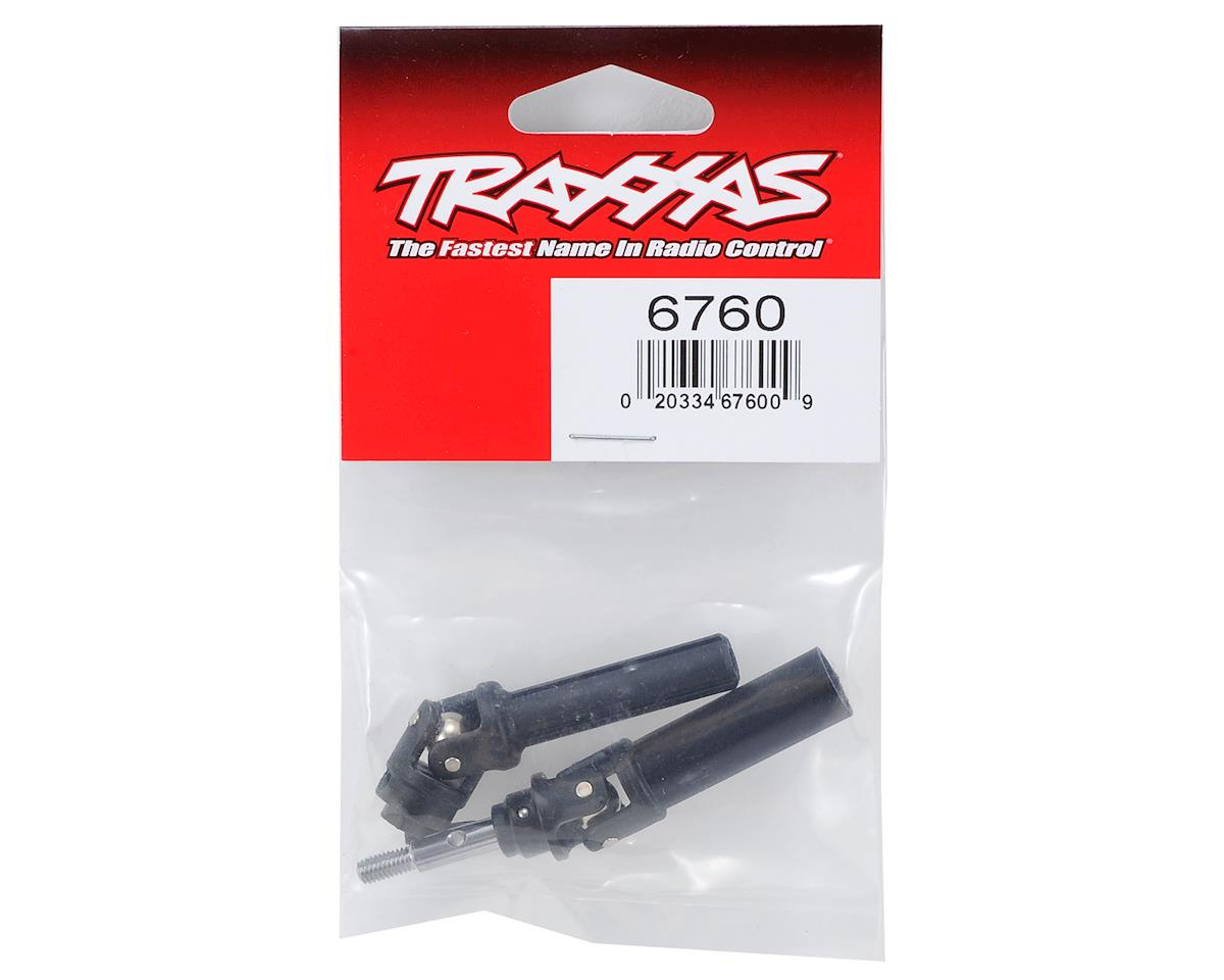 Front Heavy Duty Driveshaft Assembly by Traxxas