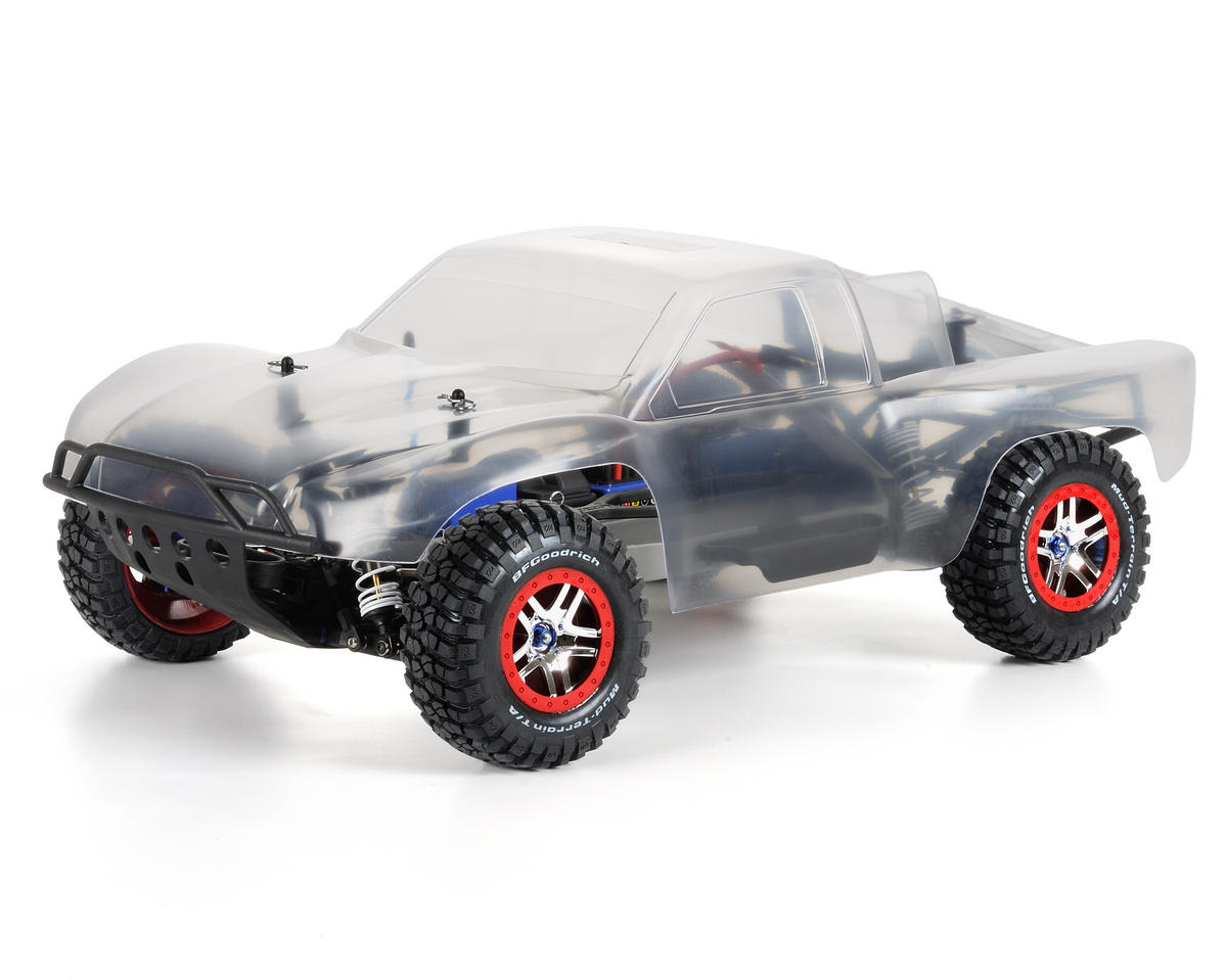 "SCRATCH & DENT: Traxxas Slash 4X4 ""Platinum"" Brushless 1/10 4WD Short Course Truck"