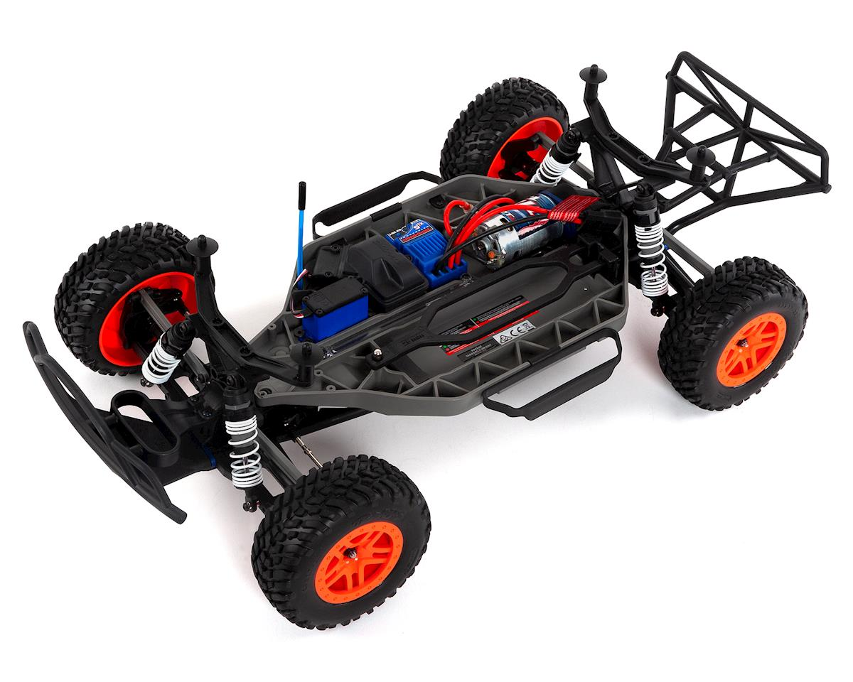 Traxxas Slash 4x4 Rtr 4wd Brushed Short Course Truck Orange Parts Rustler Quick Start Manual Exploded View Tra68054 1 Orng Cars Trucks Amain Hobbies