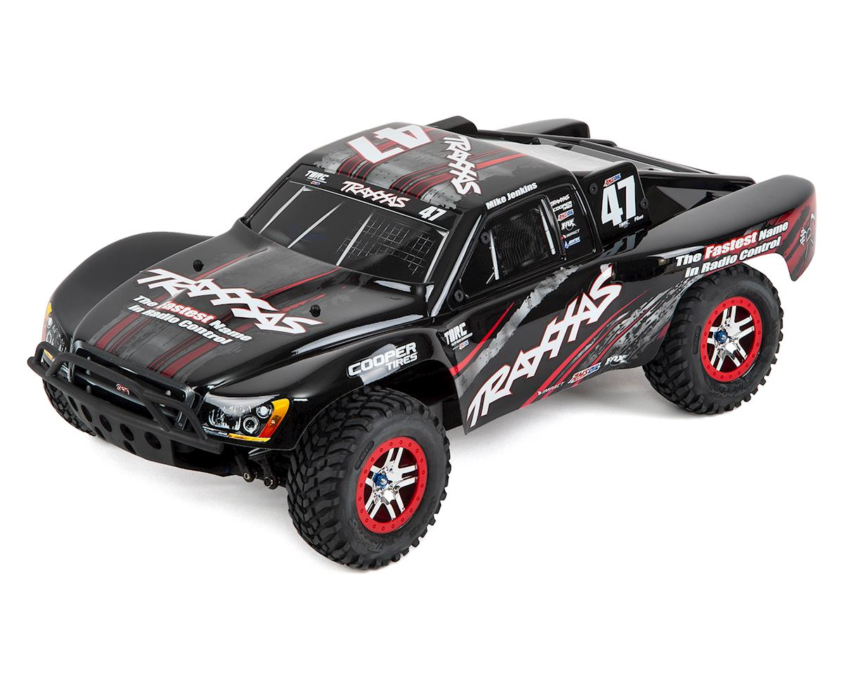 "Traxxas Slash 4X4 ""Ultimate"" RTR 4WD Short Course Truck (Mike Jenkins)"