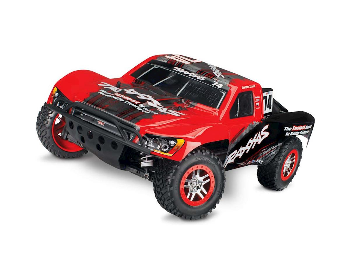 Traxxas Slash 4X4 Brushless 1/10 RTR Short Course Truck (Sheldon Creed)