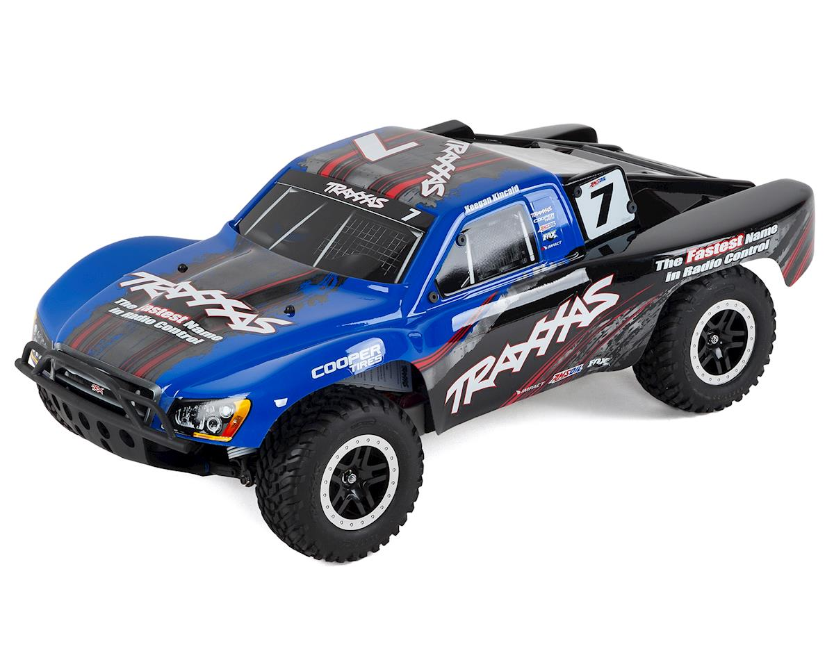 Traxxas Slash 4X4 Brushless 1/10 RTR Short Course Truck (Keegan Kincaid)