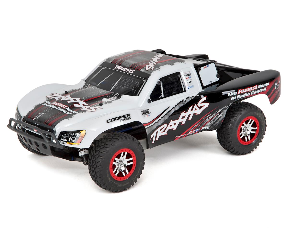 Traxxas Slash 4X4 Brushless 1/10 RTR Short Course Truck