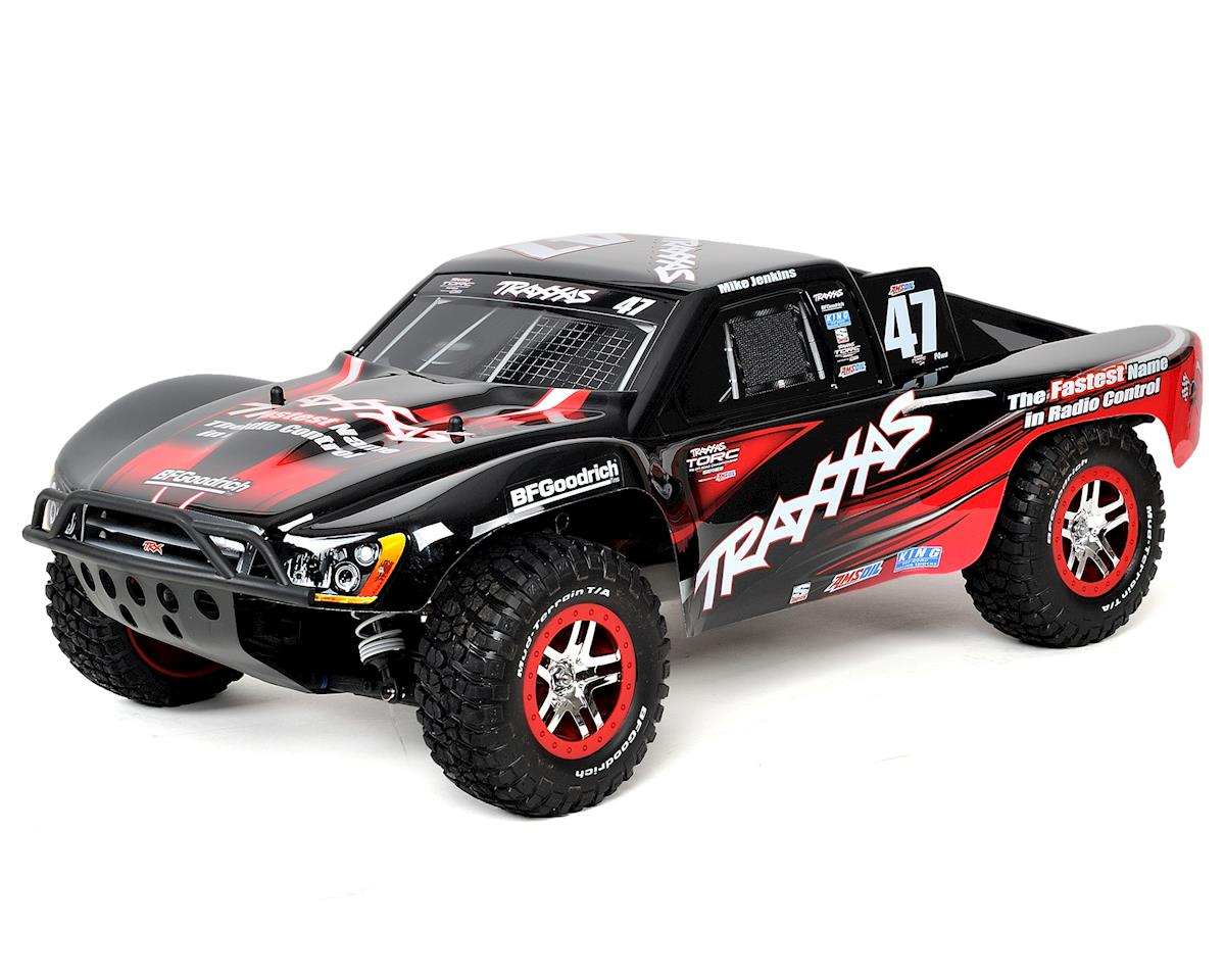 Traxxas Slash 4X4 Brushless 1/10 RTR Short Course Truck (Mike Jenkins)