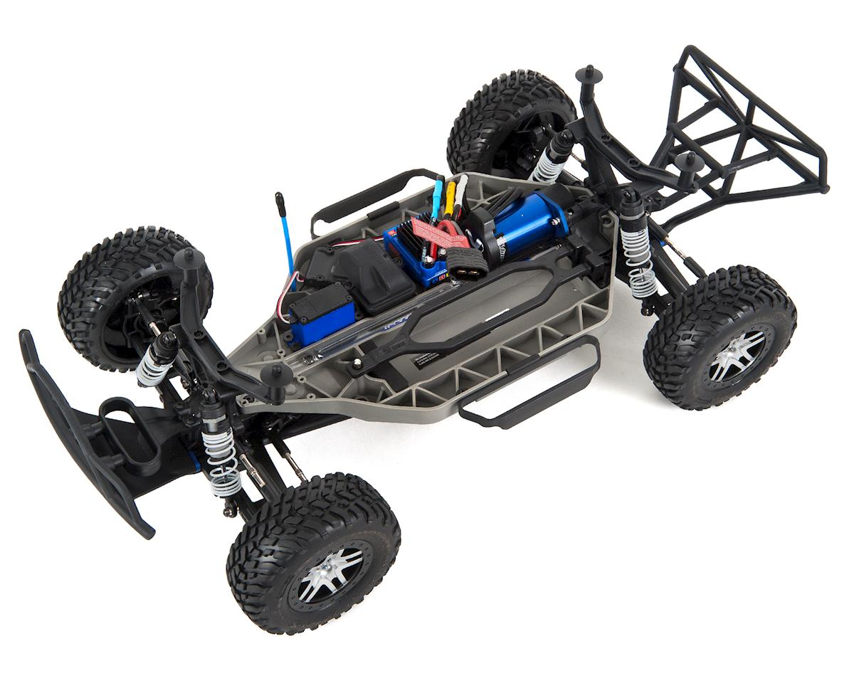 Traxxas Slash 4X4 Brushless 1/10 4WD RTR Short Course Truck