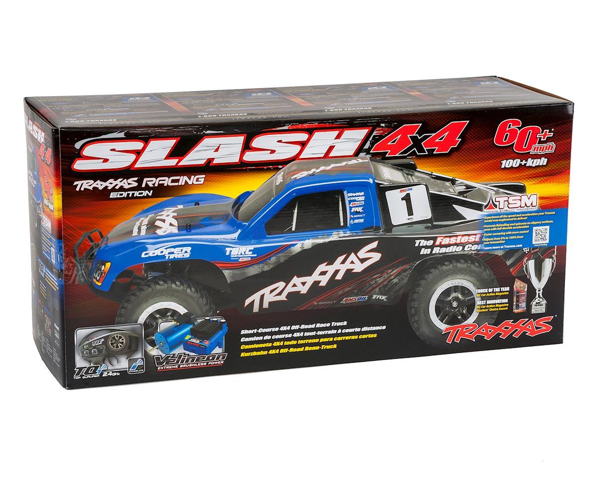 Traxxas Slash 4X4 VXL Brushless 1/10 4WD RTR Short Course Truck (Keegan Kincaid)