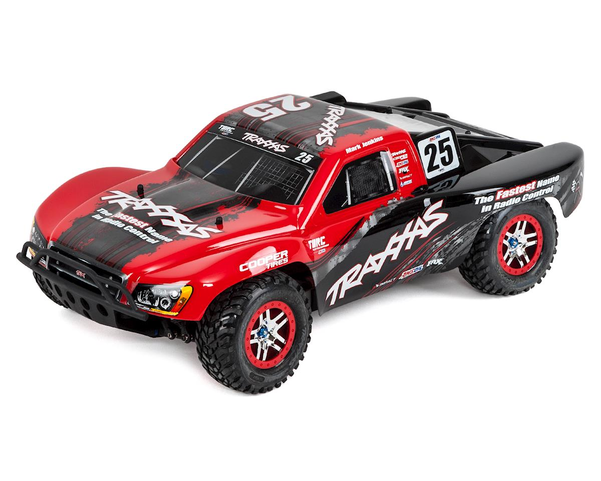 Traxxas Slash 4X4 VXL Brushless 1/10 4WD RTR Short Course Truck (Mark Jenkins)