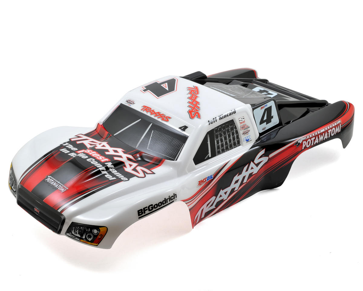 1/10 Short Course Truck Body (Jeff Kincaid) by Traxxas