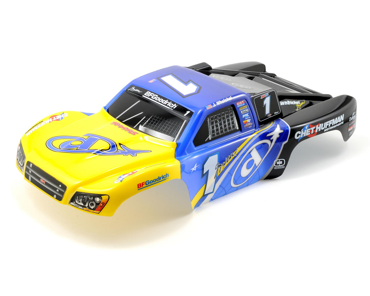 "Jerry Whelchel ""Huffman Motorsports"" Body (Slash/Slayer) by Traxxas"