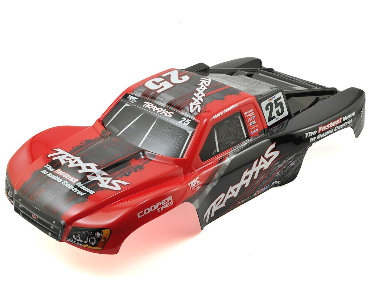 Traxxas Slash Mark Jenkins #25 Body