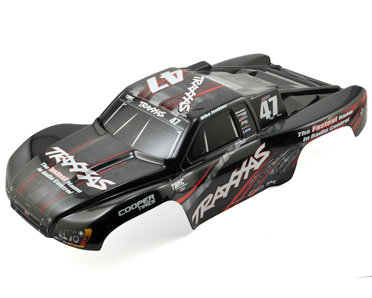 Traxxas Slash Mike Jenkins #47 Body