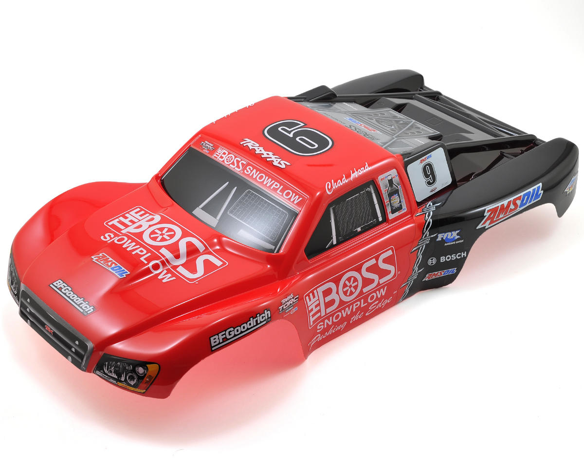 Traxxas 1/10 Short Course Truck Body (Chad Hord)