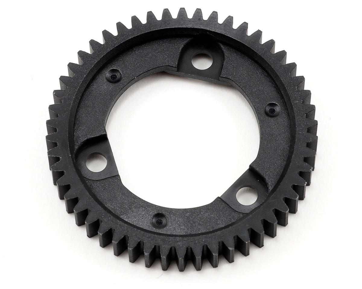 32P Center Differential Spur Gear by Traxxas