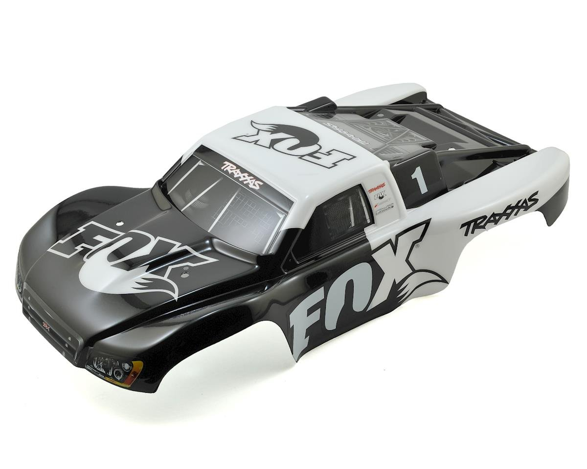 Traxxas Slash Fox Body