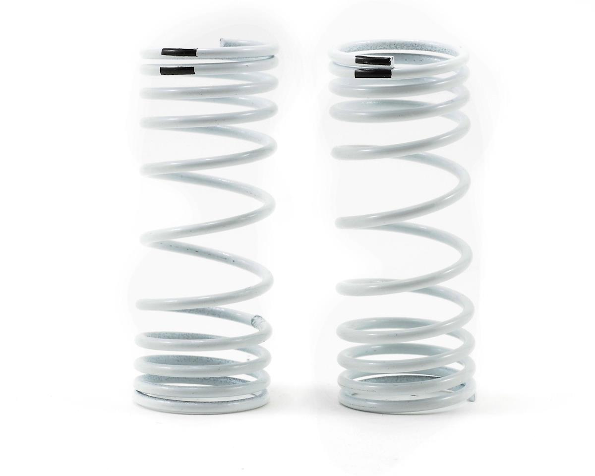 Progressive Rate Front Shock Springs (White) (2) by Traxxas