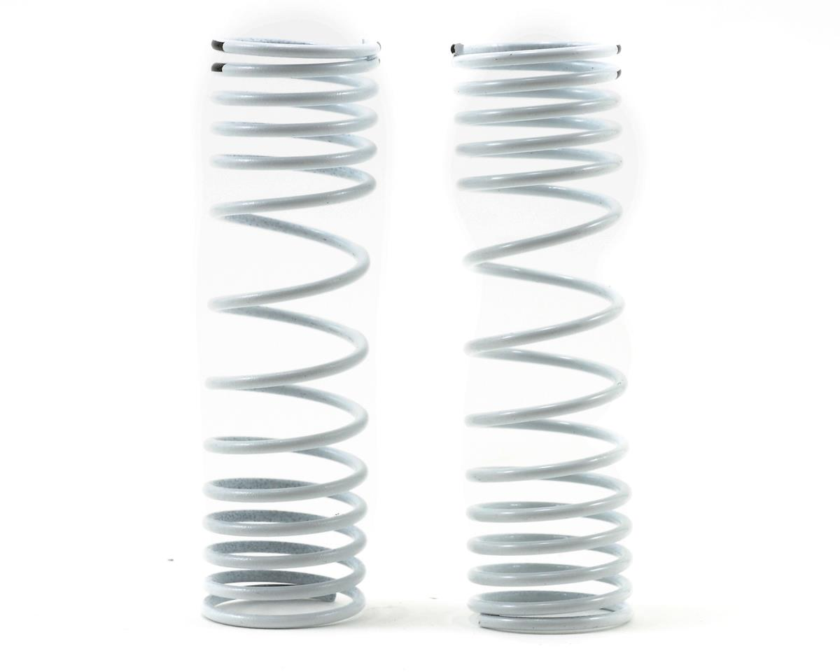 Progressive Rate Rear Shock Springs (White) (2) by Traxxas