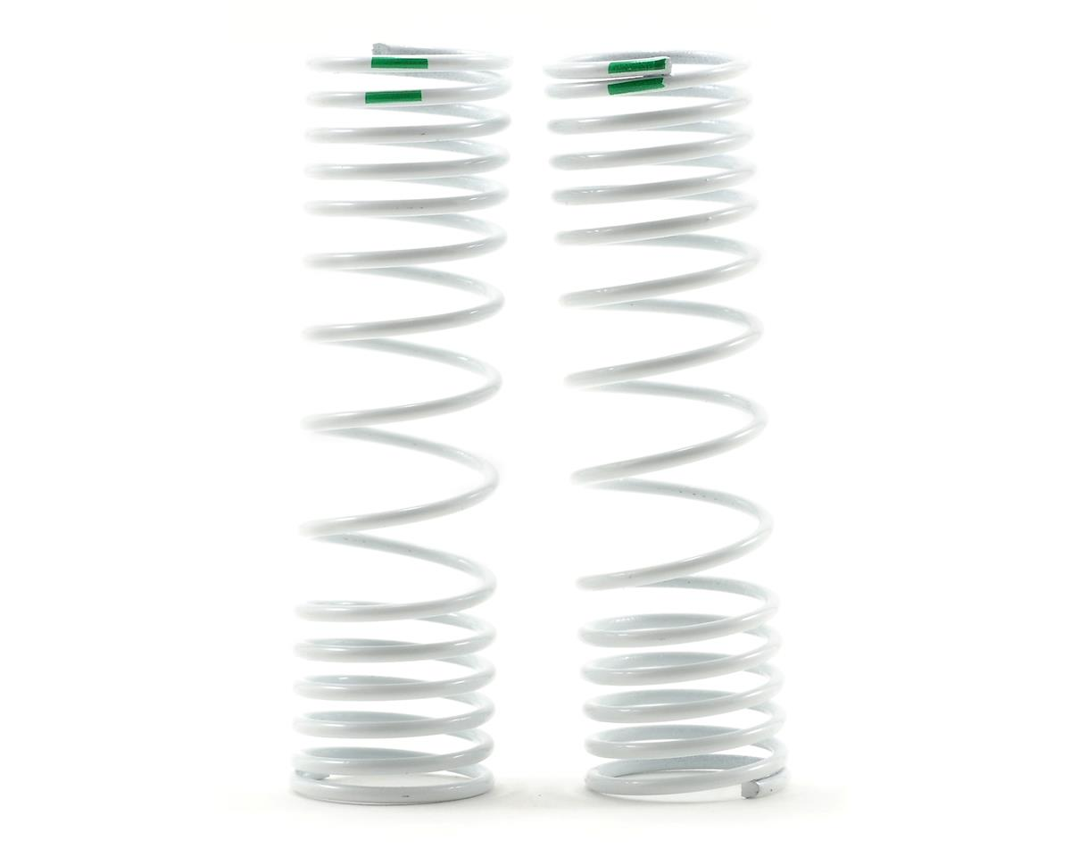Traxxas Progressive Rate Rear Shock Springs (Green) (2)